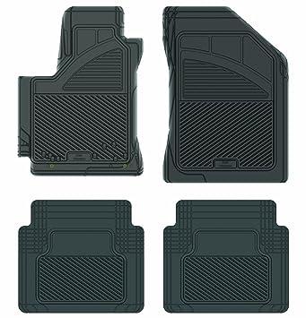 Koolatron Pants Saver Custom Fit 4 Piece All Weather Car Mat For Select  Toyota Corolla Models