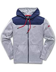 Alpinestars Venom Mens Zip Up Hoody Gray/Navy MD