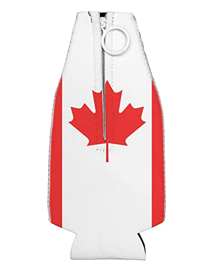 Amazoncom Tooloud Canadian Flag All Over Collapsible Neoprene