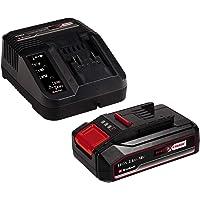 Original Einhell 18 V 2,5 Ah PXC startsats (batteri och laddare, 18 V, max. Power 720 W, universell för alla Power X…