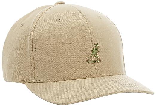 unisex adults wool baseball cap beige white kangol caps flexfit sale