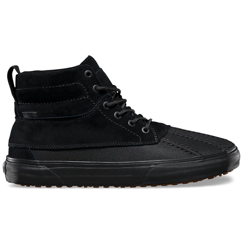 Vans Mens Sk8-Hi Del Pato MTE Sneaker B00WTNNA08 10.5 B(M) US Women / 9 D(M) US|Black Black
