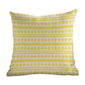 Amazon.com: Funda de almohada de flujo mate, geométrica ...