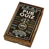 Talking Tables Ultimate Pub Quiz Trivia Game Set, Multicolor