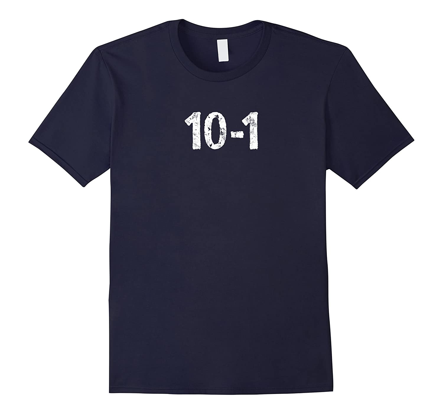 10-1 Funny Shirt - TV Video Movie Media Production T-Shirt-PL
