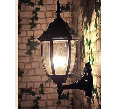 Garden Pendant Lights, ZHMA Waterproof Outdoor Sconce Light Balcony Garden  Light Fixture , Aluminum Retro