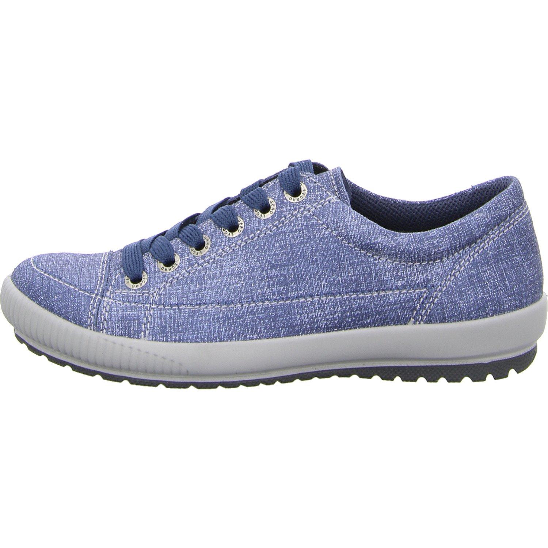 Legero Damen Tanaro Tanaro Tanaro Sneaker, Blau fd4825