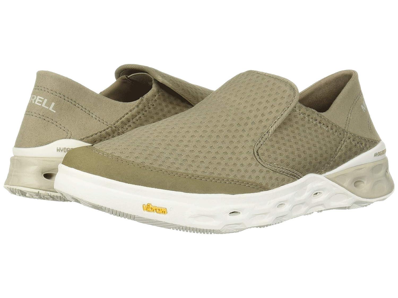 [メレル] レディースウォーキングシューズスニーカー靴 Tideriser Moc [並行輸入品] B07Q22VW98 Brindle 24.5 cm