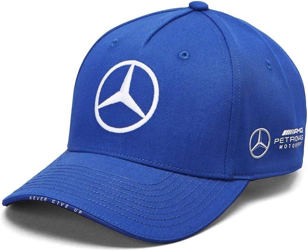 Mercedes AMG Petronas F1 Driver Valtteri Bottas Gorra Azul Oficial ...