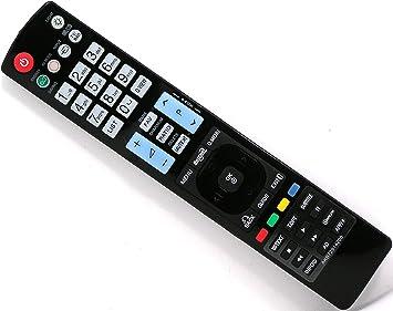 Mando a distancia para televisor LG AKB72914208: Amazon.es ...