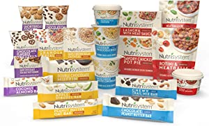 Nutrisystem® Real Balanced Nutrition 5-Day Kickstart Weight Loss Kit with 20 Delicious Meals & Snacks
