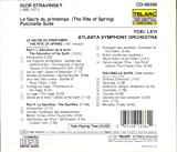 Stravinsky: The Rite of Spring/Pulcinella Suite