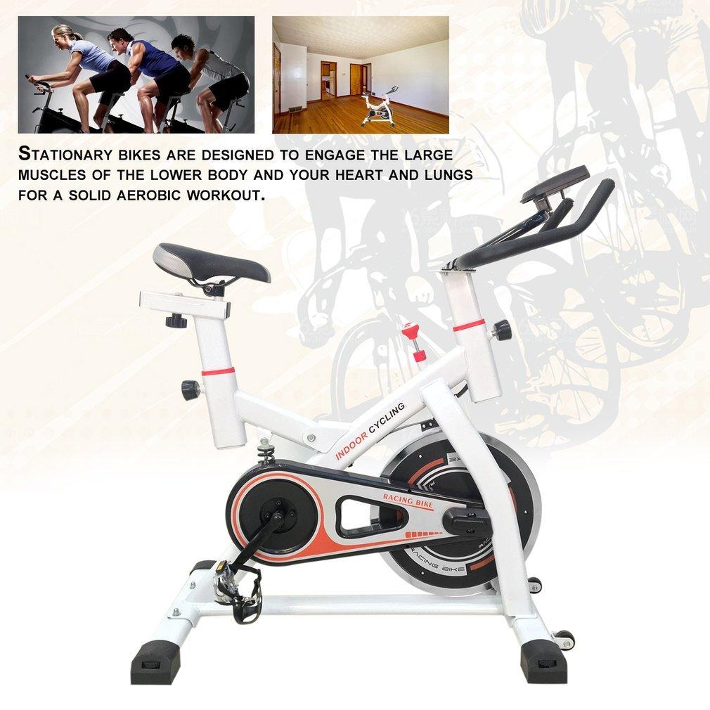 Blackpoolal CY de S501 Indoor Cycling Bike Home Entrenamiento para Bicicleta Fitness Cycle Elegir la Rueda Fitness - Bicicleta Elíptica Ergometer Bicicleta ...