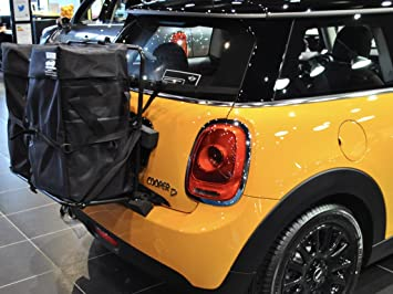 Mini Clubman Roof Bars And Box 12300 About Roof