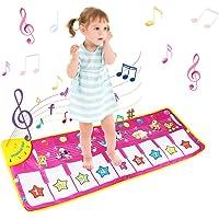 BelleStyle Alfombra Musical - Musical Canto Teclado Estera