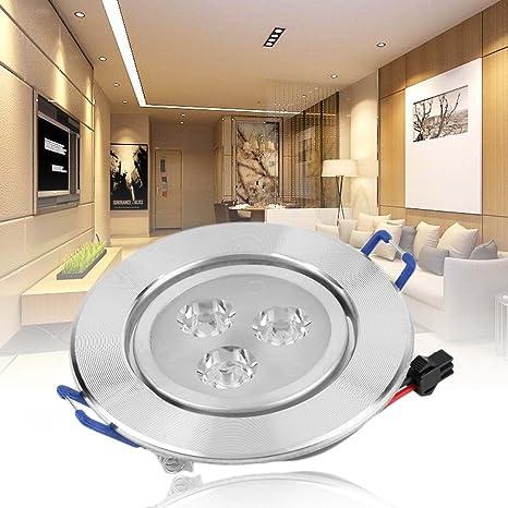 3W Techo de diseño Nuevo LED Empotrable optimizado de 9IEDWH2