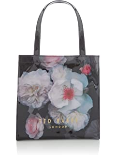 991f8c29a109 Buy Ted Baker Small Icon Tote Bag in Black Online at Low Prices in ...
