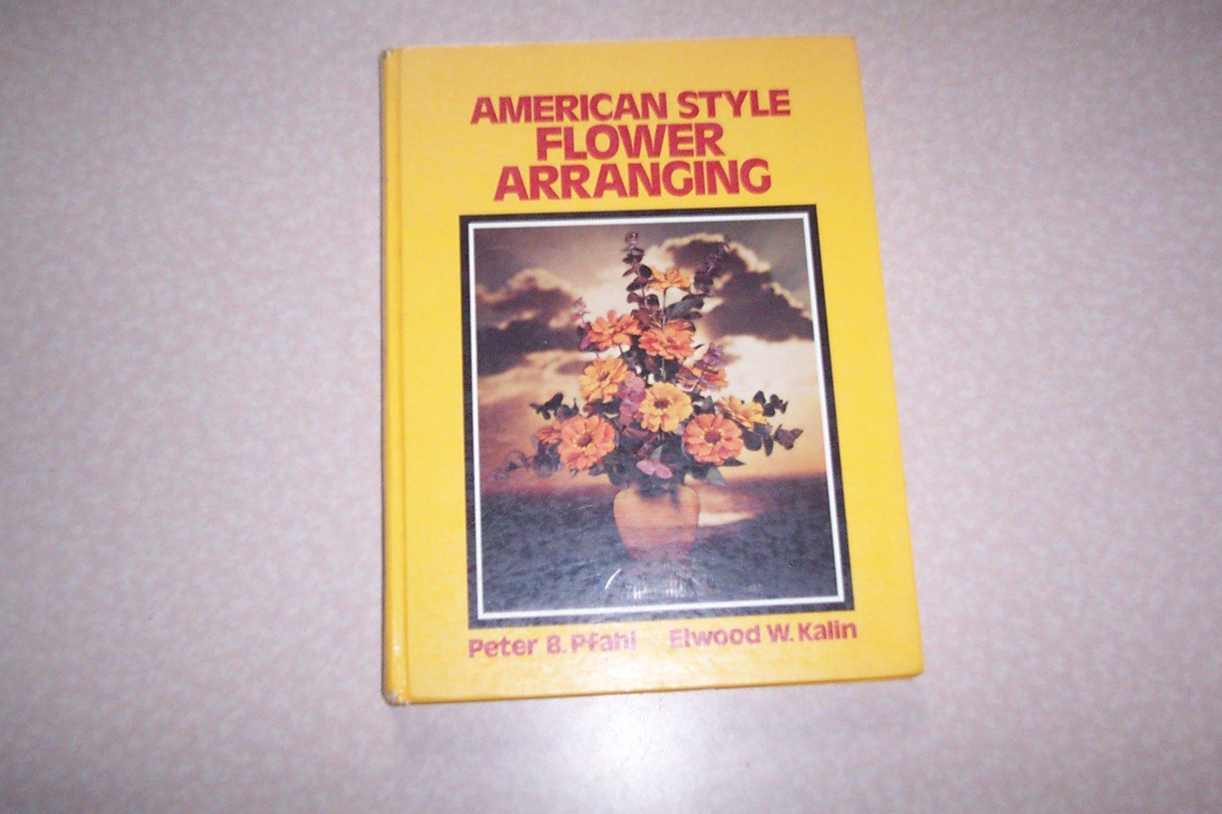 American Style Flower Arranging