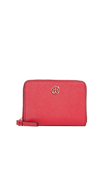 609f4587f559 Amazon.com  Tory Burch Women s Robinson Zip Coin Case