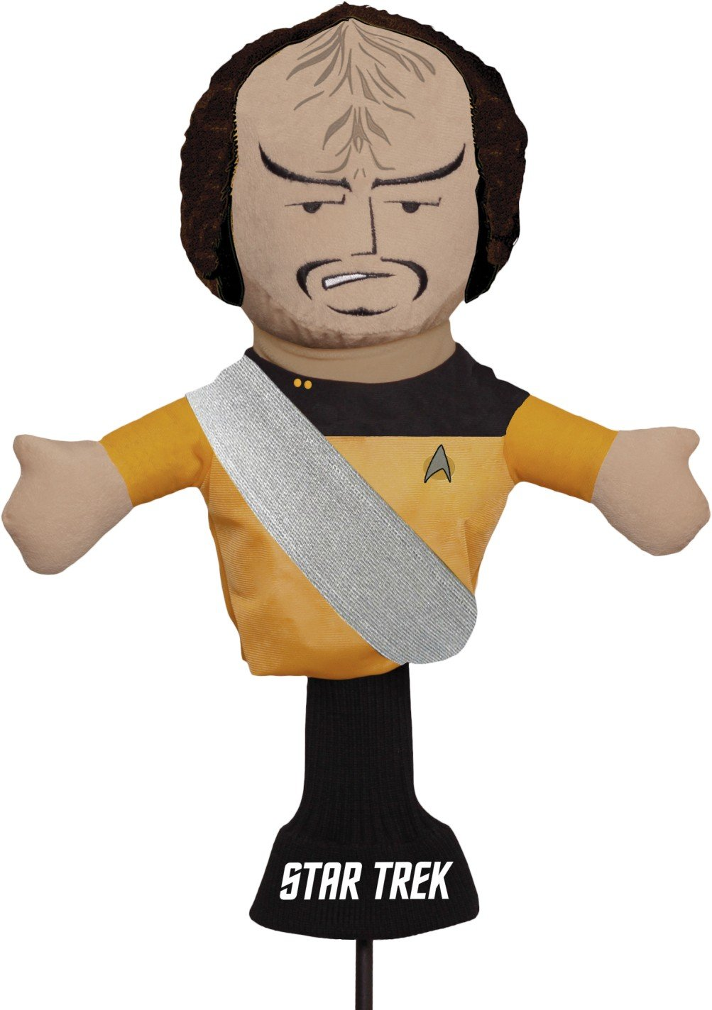 Creative Covers for Golf Star Trek Klingon Club Head Covers