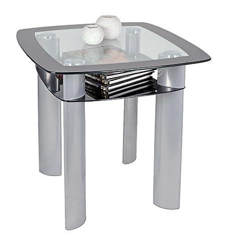 Tavolo vetro - tavolino d\'appoggio - tavolino da salotto - 8 mm ...