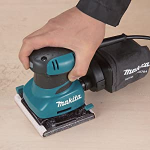 Makita BO4556 2 Amp Finishing Sander