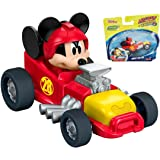 Disney Mickey and The Roadster Racers - MICKEY'S HOT ROD - Collectable Die-Cast Vehicle