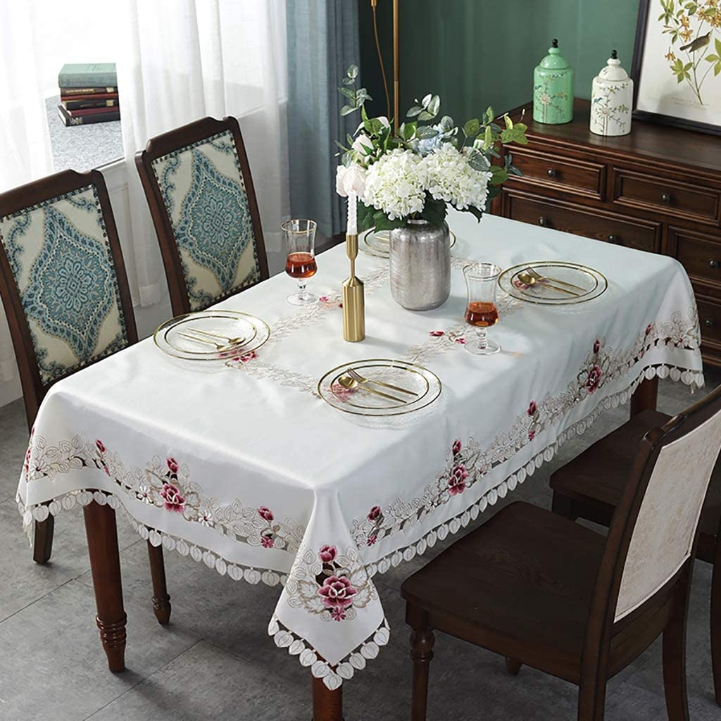 Gift for Mother Gift for Her,Gift for Wife,Gift for Christmas Ukrainian Tablecloth,linen Runner Embroidered Tabletop 90*90 \u0421\u041c