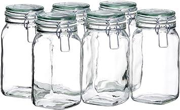 Drahtbügelgläser Bügelgläser Einmachgläser Vorratsglas Vorratsgläser
