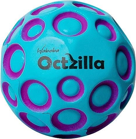 Waboba- Octzilla Bouncing Ball, Color hellblau/lila (AZ-323-B ...