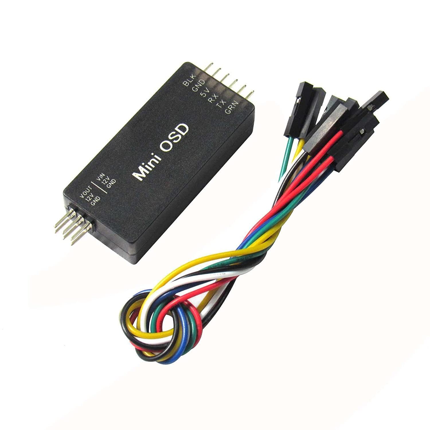 ShareGoo Mini OSD Module On Screen Display Video Record for APM APM2 8  Pixhawk PX4 Flight Controller Airplanes Strap