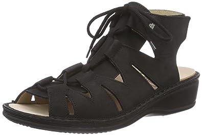 populärer Stil klar in Sicht Kaufen Sie Authentic Finn Comfort Malaga Damen Knöchelriemchen Sandalen