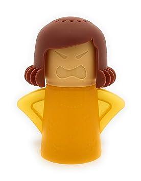 MovilCom® - Angry Mama Limpiador de Microondas Limpiador de Vapor ...