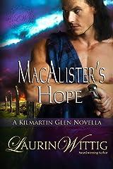 MacAlister's Hope: a Kilmartin Glen novella Kindle Edition