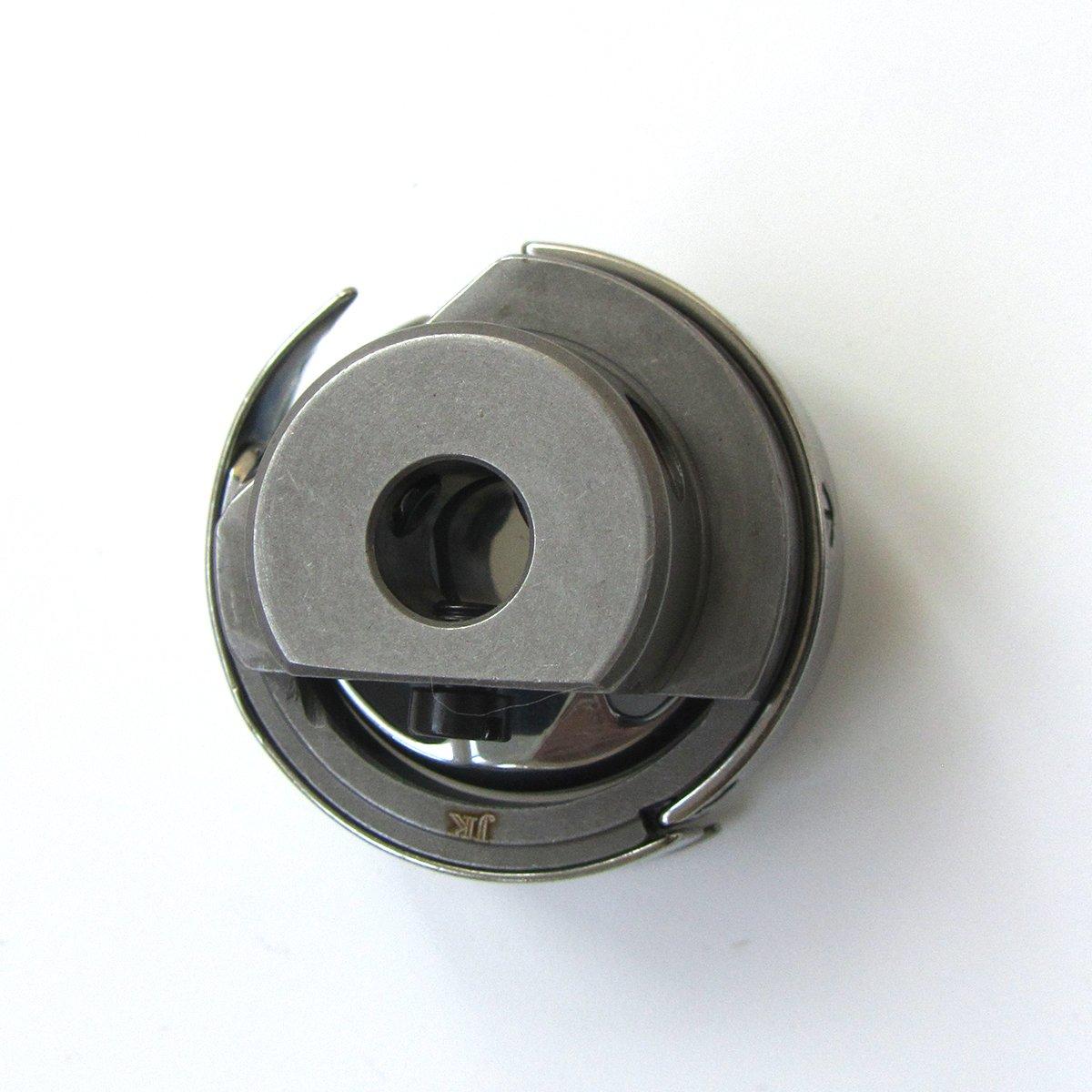 KUNPENG -1piezas # KHS12-RYP Gancho rotativo L-Sized en forma de ajuste para Barudan Tajima Melco Embroidery Machines: Amazon.es: Hogar