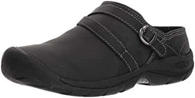 b6bf966e3 Keen Women s Presidio II Mule-W Hiking Shoe Black Steel Grey 5 ...