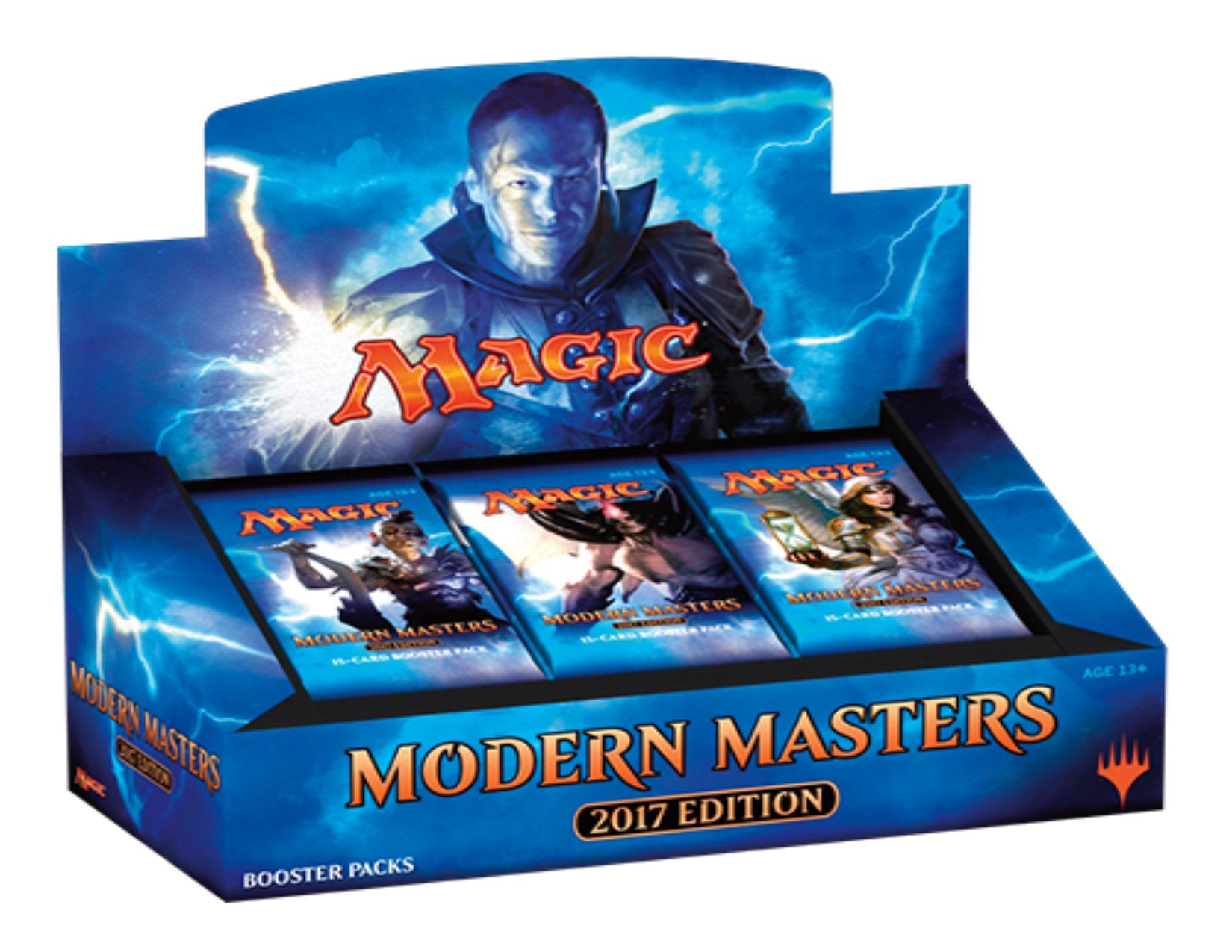 Magic The Gathering: 2017 Modern Masters Booster Box Factory Sealed by Magic: the Gathering