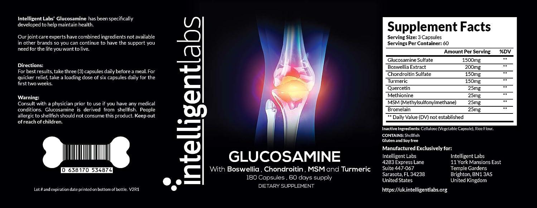 sulf de condroitină glucozaminică