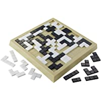 Mattel Games Blokus Duo Two Player Strategy Game FWG43