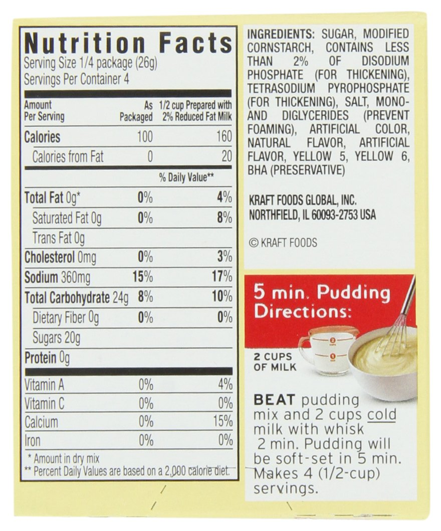 recipe: instant pudding mix directions [4]