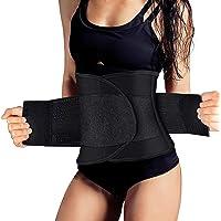 SZ-Climax Lumbar Support Belt - Back Brace Support Belt Waist Trainer Trimmer Cincher Sweat Belt Postpartum Recovery…