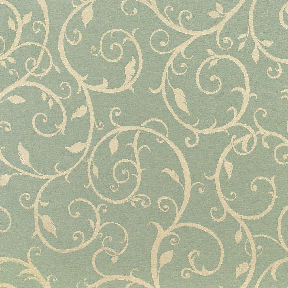 Amazon.com: Sunbrella Cabaret Blue Haze Indoor/Outdoor Fabric ...