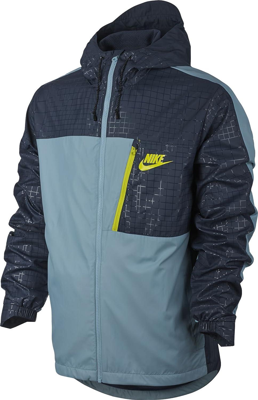 a89cc4de40a6 Amazon.com  Nike Men s Sportswear Advance 15 Full Zip Fleece Jacket  831861-408 (XX-Large)  Sports   Outdoors