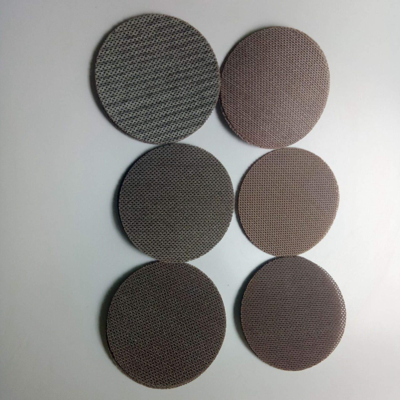 1 Pieza 6 Pulgadas ACAMPTAR 6 150 Mm Bloque de Lijado a Mano Almohadilla de Papel de Lija Disco P80 P600 para Reparaci/óN de Autom/óVil