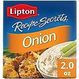 Lipton Recipe Secrets Soup and Dip Mix, Onion Flavor, 2 Ounce