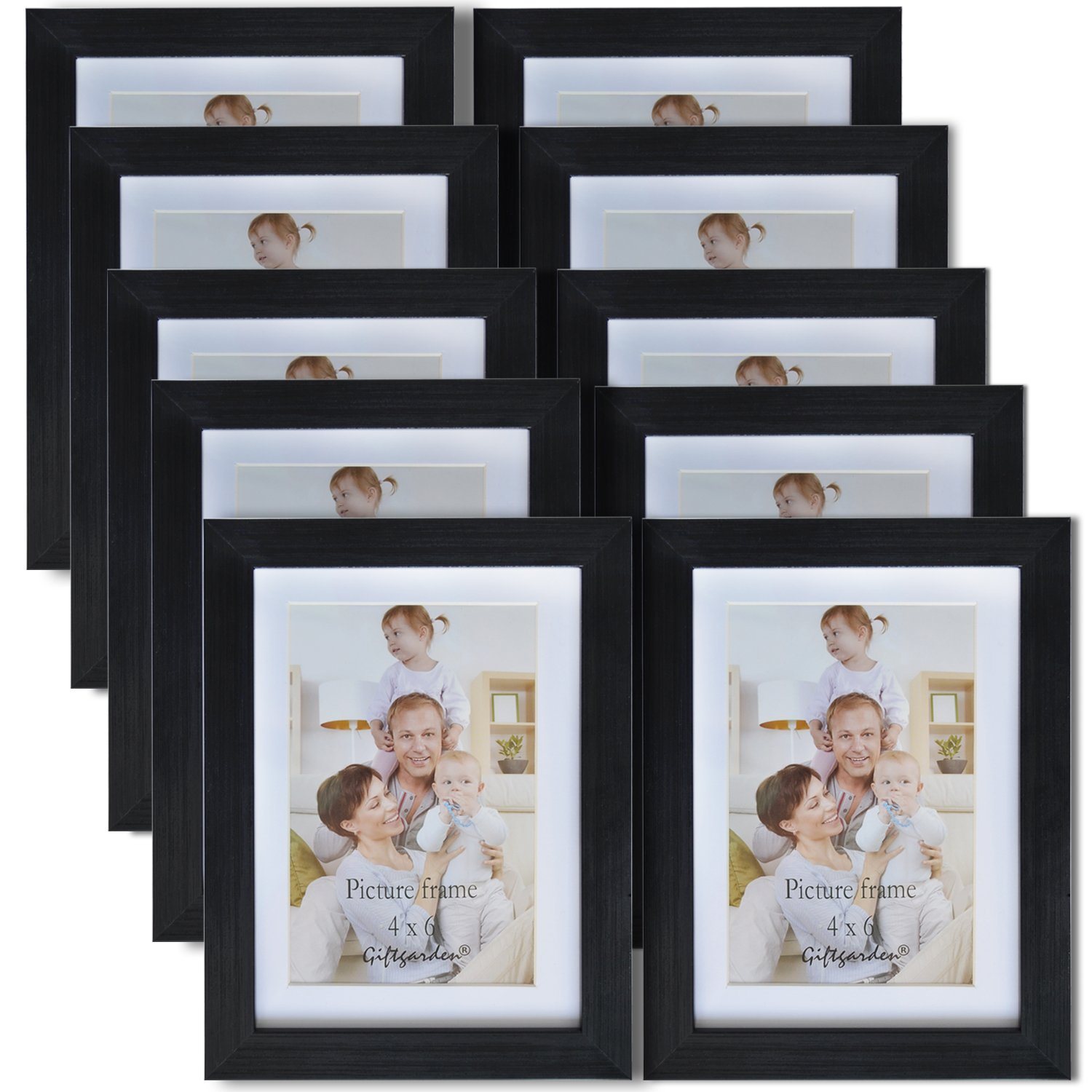 Amazon.com - Giftgarden Friends 4x6 Picture Frame for Wall Decor ...