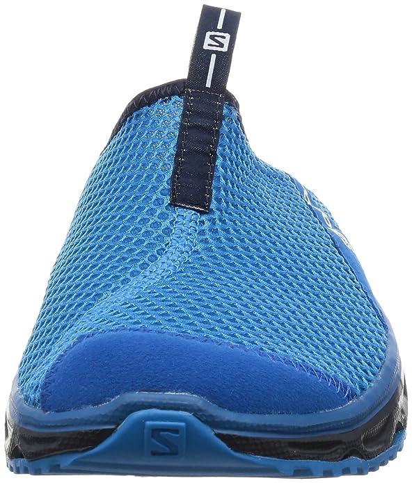 Amazon.com: Salomon - RX Slide 30 - 392443 - Color: Blue - Size: 10.0: Shoes