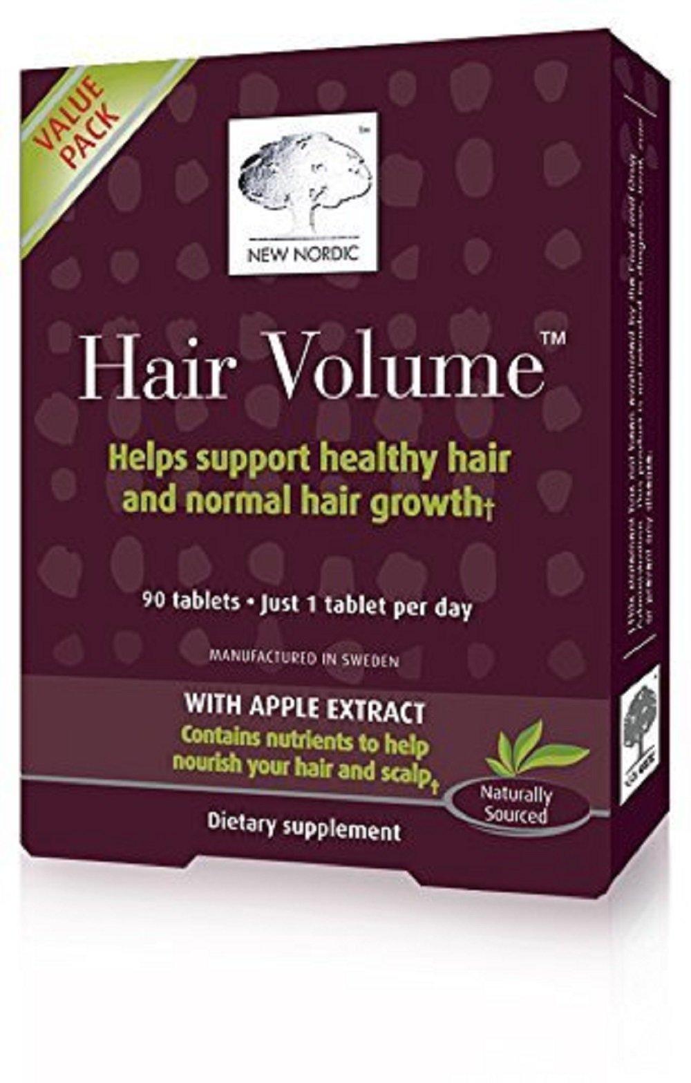 New Nordic Hair Volume 90 tabs