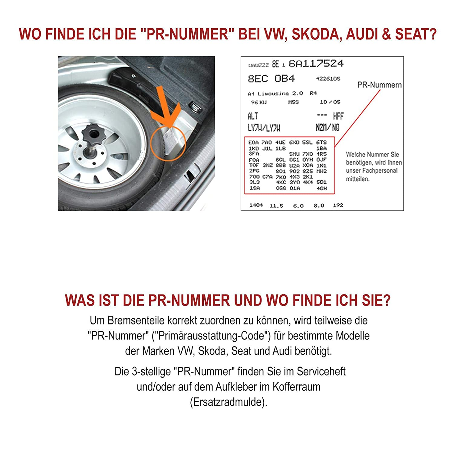 NB PARTS GERMANY 10042116