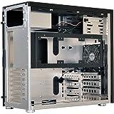Boîtier PC - Lian Li PC-18 (argent) - Boîtier moyen-tour en aluminium (coloris argent)